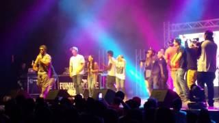 Jarren Benton- Hallelujah & W.H.W. LIVE STL FV2015