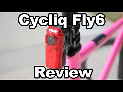 Locked In Page: Cycliq Fly6 Review