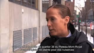 Tam-tams du mont Royal : une pression policière dénoncée