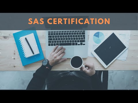 Top 5 SAS Certification Questions Answered (SAS Base ... - YouTube