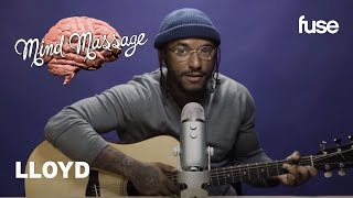 Lloyd Does ASMR, Talks Fatherhood And If It's '5'2 Or Fine Too' | Mind Massage