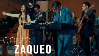 COMO ZAQUEO (EN VIVO) - DANIEL PEÑA FEAT. KAREN RODRÍGUEZ
