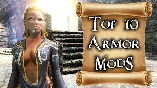 Top Ten Armor Mods for Skyrim on PS4