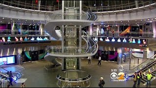 Fulton Center Transit Hub Opens In Lower Manhattan