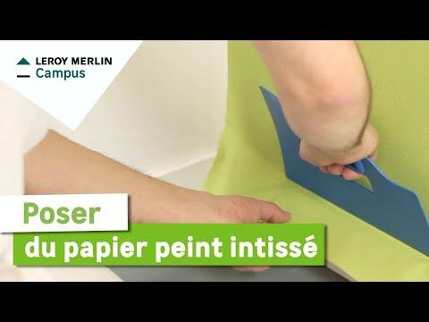 comment poser papier peint avec raccord la r ponse est sur. Black Bedroom Furniture Sets. Home Design Ideas