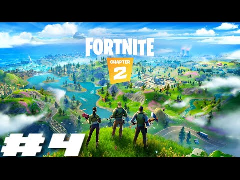 Fortnite Chapter 2 Battle Royale PS4 Live Stream - INTERNET PROVIDER NOT HELPING