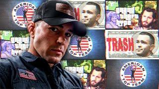 Scorched Earth - Colby Covington vs Jorge Masvidal and ATT
