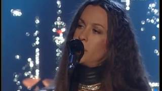 Alanis Morissette - Hands Clean Live Die Harald Schmidt Show,2003