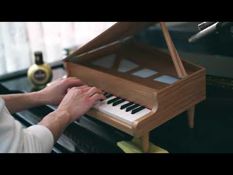 Μότσαρτ σε παιδικό πιάνο