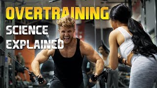 How To Maximize Gains and NOT Overtrain | Overtraining Science Explained