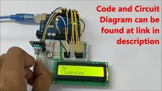 arduino lcd menu rotary encoder - Kênh video giải trí dành