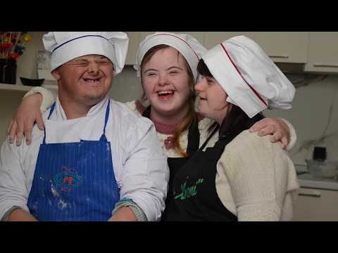 Watch video WORLD DOWN SYNDROME DAY 2020 – Jonathan Center, Albania - #WeDecide