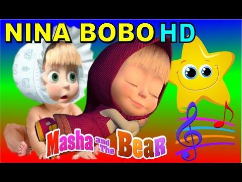 Masha & The Bear, NINA BOBO Lagu Anak Indonesia Sepanjang Masa