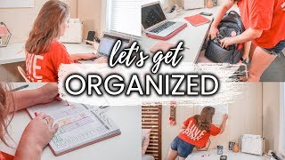 Get Organized For The Semester With Me! | Getting Our Syllabi, Planners, And LIVES Together!