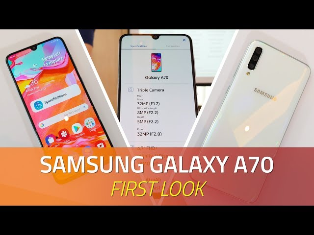 Samsung A80 and A70 Launch, Redmi Note 7 Pro 6GB First Sale