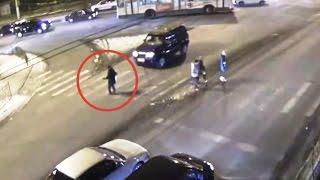 ДТП в Чите: пьяный водитель сбил пешехода на зебре
