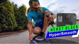 GoPro Hero7 Black: HyperSmooth Feature -  GoPro Tip #613