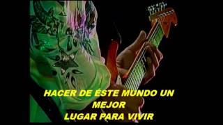 SCORPIONS - Living For Tomorrow - SUBTITULADO AL ESPAÑOL