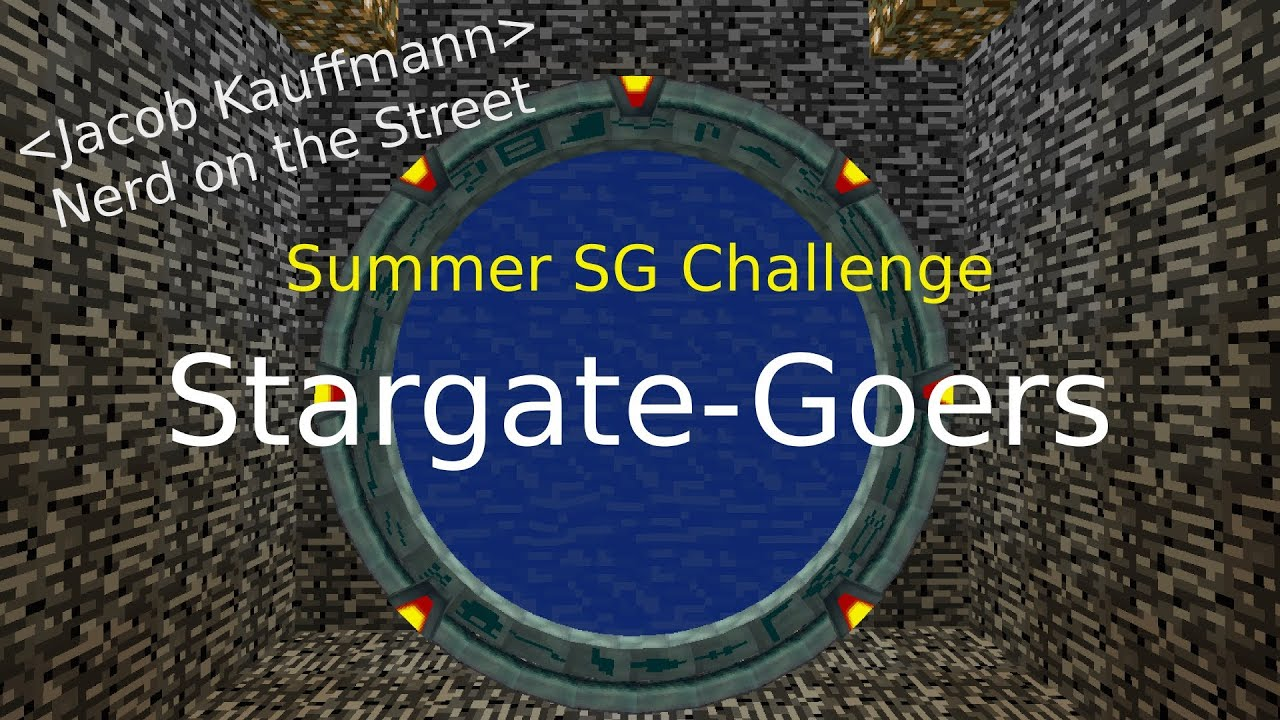Stargate-Goers Competitive Summary - Summer SG Challenge