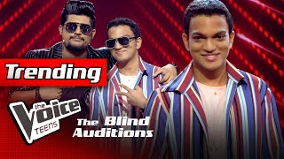 """The Voice Teens Sri Lanka  The Voice One of the most successful reality TV formats in the world. Extremely successful in 180 countries. SRI LANKA'S NEWEST TELEVISION EXPERIENCE - THE VOICE TEENS -  The Voice is an international reality television singing competition franchise of Dutch origin. It is based on the reality singing competition The Voice of Holland, which was originally created by Dutch television producer John de Mol. The show's format features five stages of competition: producers' auditions, blind auditions, battle rounds, knockouts (since 2012), and live performance shows.  A combined 438 singers have won The Voice, The Voice Kids, The Voice Teens and The Voice Senior in 145 countries/regions. Each winner is given a recording contract, a monetary prize, and a title as that nation's """"Voice"""". The first was Ben Saunders of The Voice of Holland and the most recent was Rita Sanches from the Portuguese version of The Voice.  Official Facebook Page - https://www.facebook.com/TheVoiceTeensSriLanka Official Instagram - https://www.instagram.com/thevoiceteenssrilanka  #TheVoiceLK  #VoiceSriLanka #VoiceTeenLK  #VoiceTeenSriLanka #Voice #TeenSL #TeenSriLanka"""