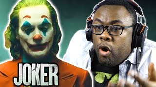 That JOKER Teaser Trailer! Reaction & Thoughts