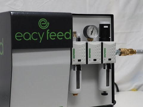 Deprag's New Hand Guided Screw Feeding Machine