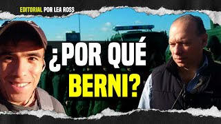 💥¿Qué hace Berni en una gestión progre?💥