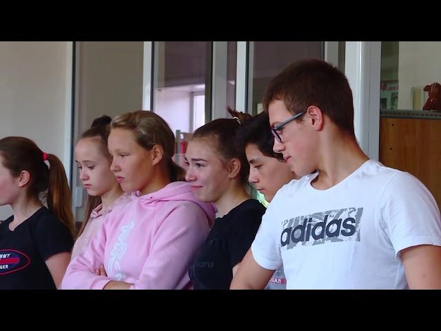 Ангарские школы собирают команду по легкой атлетике