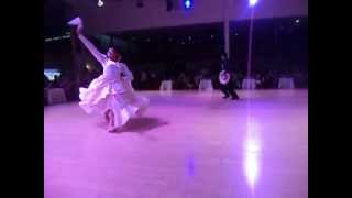 """Music of Peru """"Marinera Nortena"""" Peruvian Folk dance - Brisas del Titicaca"""