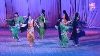 Dança Egípcia Igor Moiseev Ballet