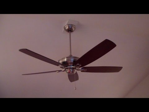 Emerson CF784 Carrera 60-Inch Ceiling Fan Review