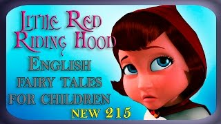Little Red Riding Hood   Full Story   Grimms Fairy Tales  HD 2015