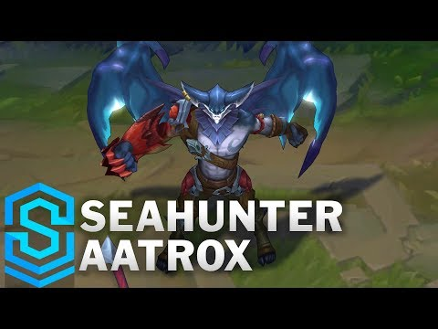 Aatrox Thợ Săn Đại Dương