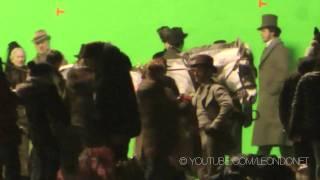 Джуд Лоу, Съёмки Шерлок Холмс 2
