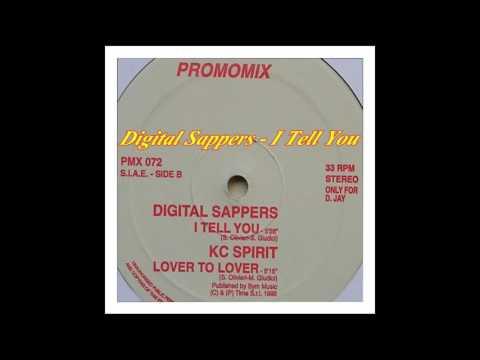 Digital Sappers - I Tell You (Club Mix)