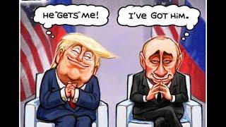 Саммит Трампа и Путина в Хельсинки.