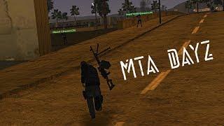 БОЙНЯ КЛАНОВ (MTA DayZ).