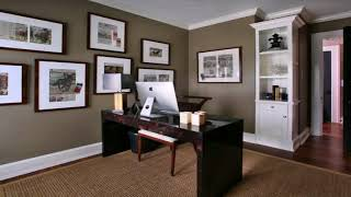 Interior Paint Colors For Home Office
