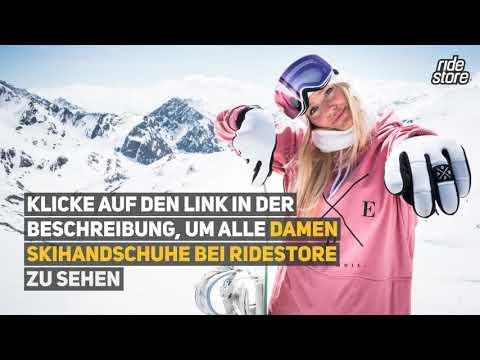 Top 4 Damen Skihandschuhe online bei Ridestore