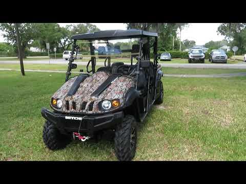 2017 Bennche Bighorn 700X Crew EPS in Sanford, Florida - Video 1