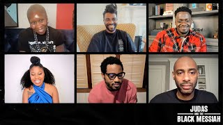 JUDAS AND THE BLACK MESSIAH Q&A Moderated by Cynthia Erivo