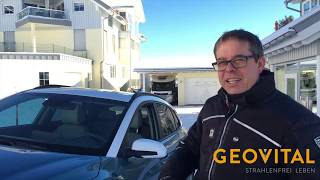 Elektro Auto Hyundai KONA electro - Wintertest mit All Season Reifen Goodyear Vector 4 Seasons Gen 2