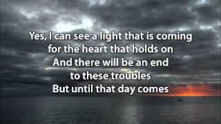 You Never Let Go - Matt Redman (with lyrics)