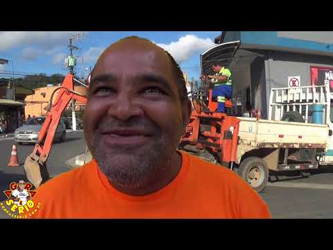 Não Durou nem uma Semana o Asfalto novo das ruas de Juquitiba