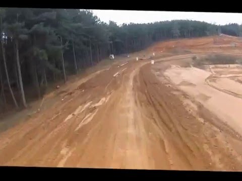 Highland Park Off-Road Resort – Motocross Tracks – Helmet Cam & Review