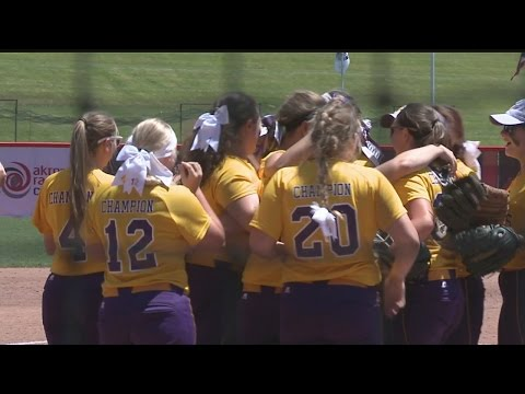 Champion softball beats Northwestern, advances to state championship