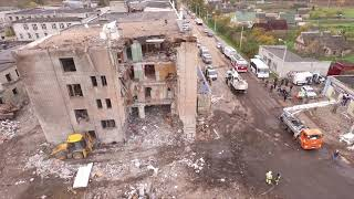 Под Гатчиной завершили разбор завалов на заводе пиротехники