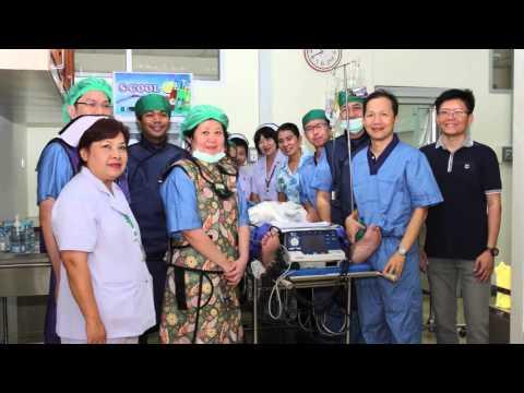คลินิกศัลยกรรมหัวใจและหลอดเลือดชื่อหลังจาก Sechenov