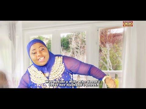 Eto Obinrin Latest Yoruba Islamic Music Video 2017 Starring Rukayat Gawat Oyefeso