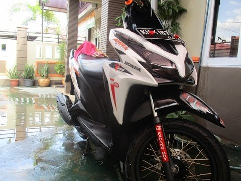 Video Honda Vario 125 Modif Simple/ringan